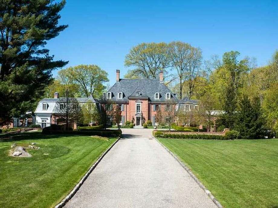 No. 10: Round Hill Estate, Greenwich, $18 MillionHere's how Trulia.com describes this home, which is the 10th most expensive Connecticut home on the market today, according to the real estate site:  Magnificent quality, recently completed estate w/superb proportions designed by doug vanderhorn, now freshly decorated to a delightful standard by cindy rinfret. wonderful privacy adjoining 91 acre reservation property & 220 acre round hill club. walled, stone courtyard. principal rooms open to fabulous terraces w/marvelous new allee of trees & landscaping. lovely detailing & floors. pool solarium w/fireplace. 3rd floor designed for media room.