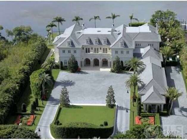 No 11 billionare s row estate palm beach florida 74 for Most beautiful homes in florida