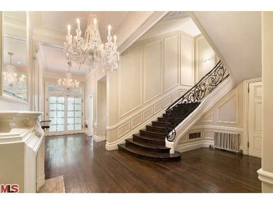 No. 3:  Colonial Condominium, New York City, $120 Million  Here's how Trulia.com describes this home, which is the third most expensive home on the market today, according to the real estate site:  Built to suit, rare opportunity to own a prewar loft building with spectacular turn of the century cast iron facade in prime Greenwich Village. This 8 Floor former parking garage with approximately 29,702 sqft will become the world's-first Wellness Real Estate residence. Delivered vacant, this 42.5 foot wide blank canvas awaits your vision. Amazing Italianate cast iron facade with ceiling heights ranging from approximately 11' to 15.5', sweeping views of every NYC landmark and a private quiet street make this the most exciting opportunity downtown.
