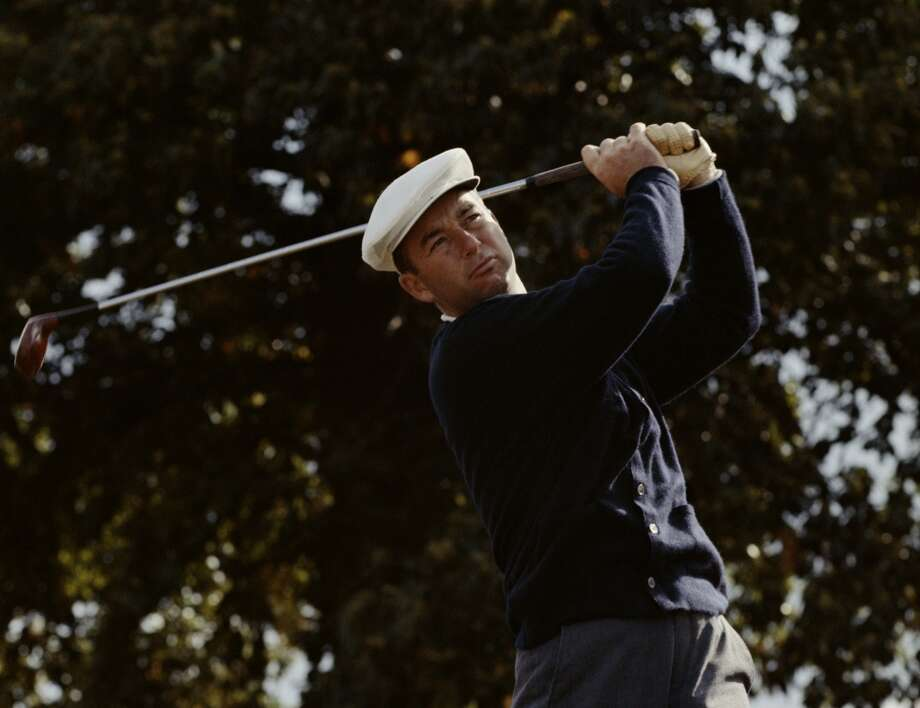 Ken Venturi of the United States during the Piccadilly World Match Play Championship held on 9th October 1964 at The Wentworth Golf Club in Virginia Water, United Kingdom.