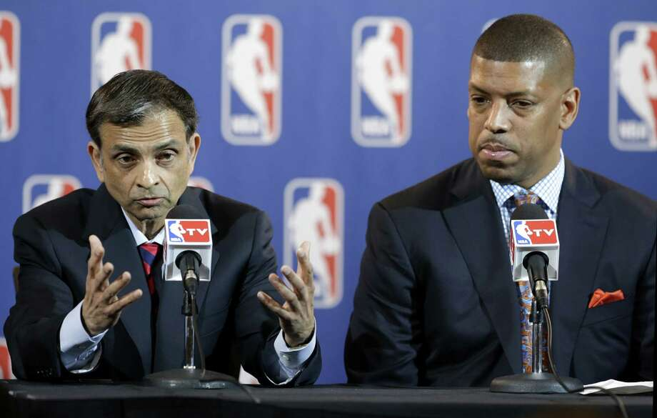 Software tycoon Vivek Ranadive leads the ownership group.