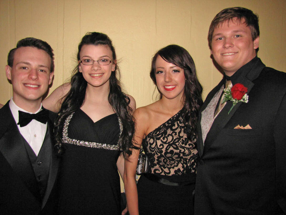 Were you Seen at the Shaker Senior Prom at the Empire State Convention Center in Albany on Friday, May 17, 2013?