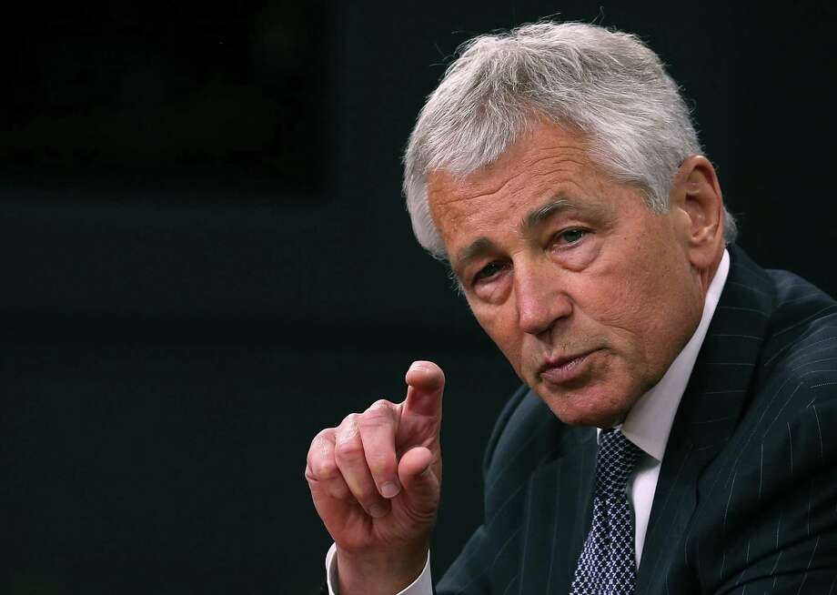 Defense Secretary Chuck Hagel ordered the reviews and recertifications. Photo: Mark Wilson / Getty Images