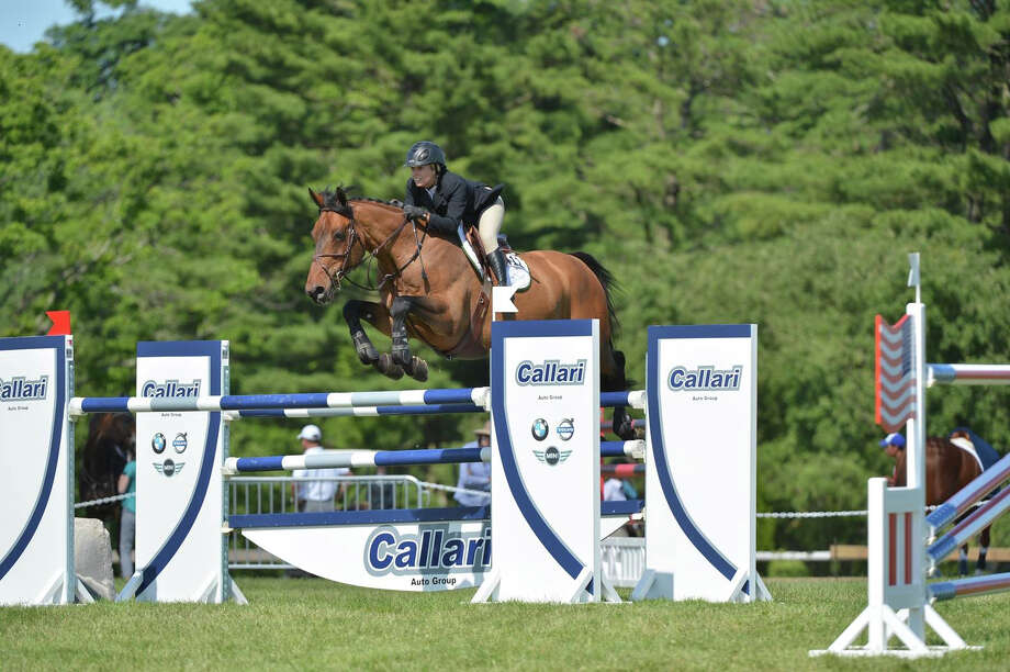 Callari Auto Group of Darien has been joined by Garavel Chrysler Jeep Dodge Ram Norwalk and Moffly Media as sponsors of the 2013 Ox Ridge Charity Horse Show, set for June at the Ox Ridge Hunt Club in Darien. Photo: Contributed