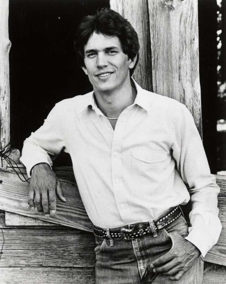 George Strait circa 1980