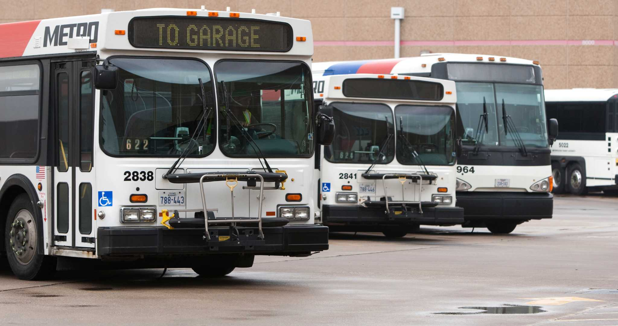 Metro To Re Imagine Its Bus Routes Houstonchronicle Com