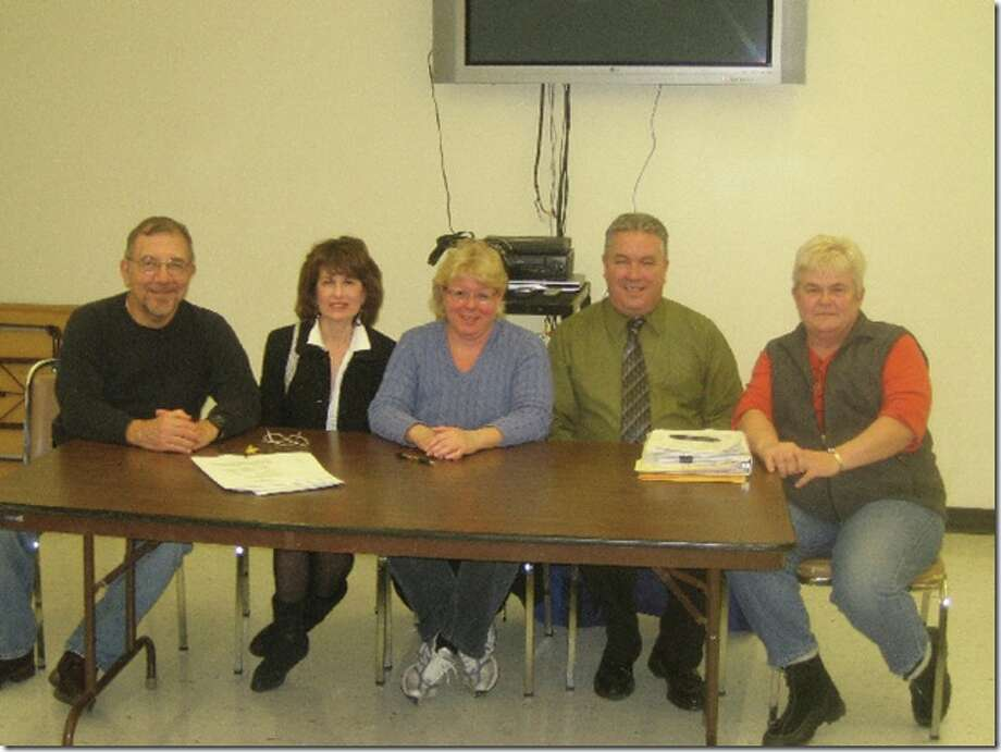 The ACNY Core Family Council (l-r): Roger Barchitta, Renee Barchitta, Nancy Layne, Steve Layne, June Maniscalco.