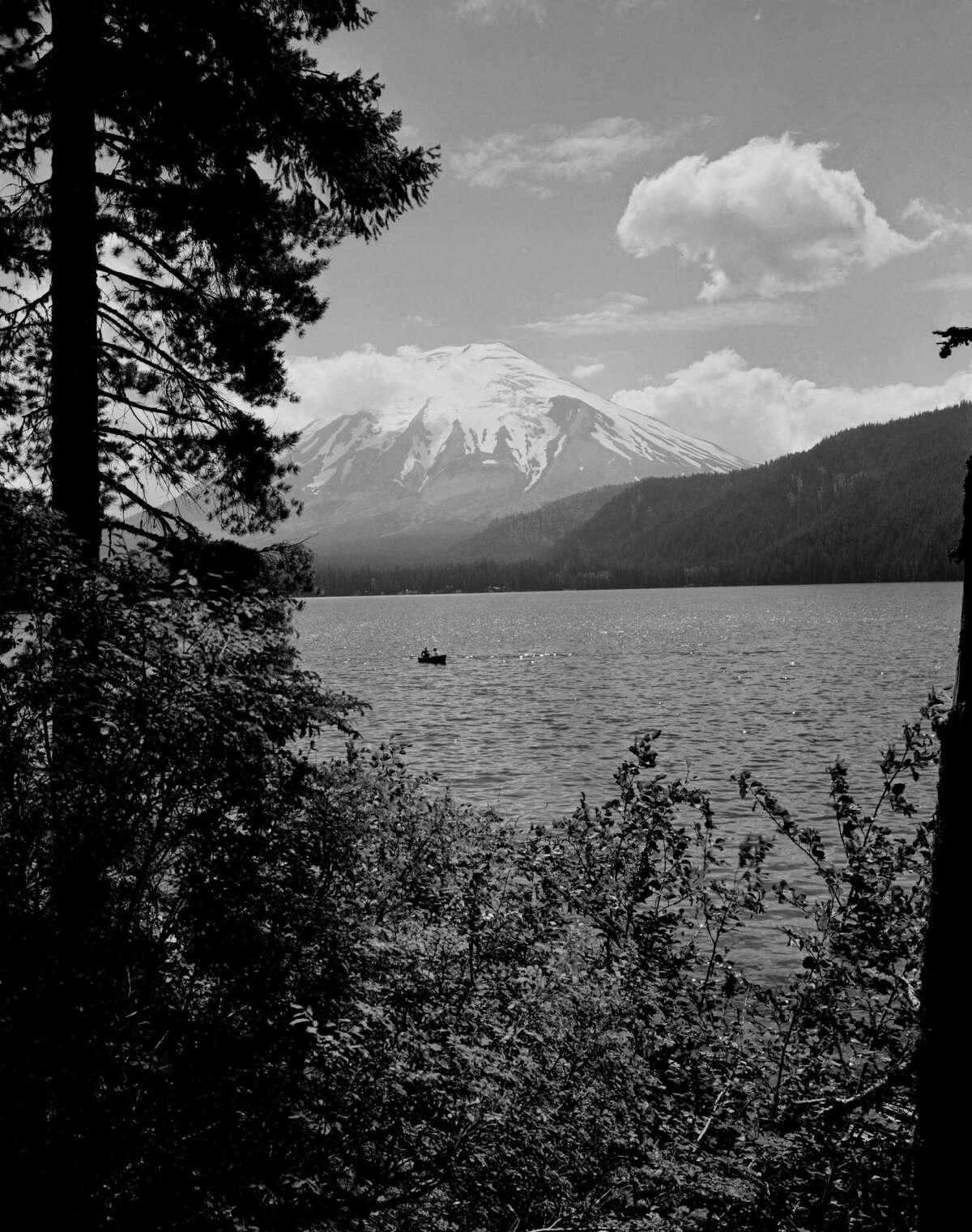 Spirit Lake, Mount St. Helens