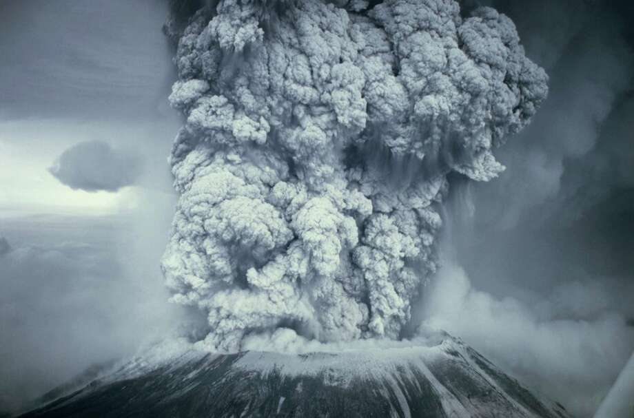 Eruption of Mount St. Helens, May 18, 1980. Photo: InterNetwork Media, Getty Images / (c) InterNetwork Media