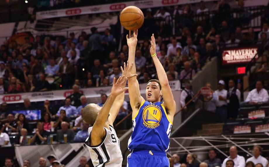 Klay Thompson – shooting guard, Golden State WarriorsMany have called his shot ''the purest in basketball.'' And while that shot didn't start in the Northwest, it certainly earned a reputation here.   The Los Angeles native first showed off his sweet stroke at Santa Margarita Catholic High School, but he brought his shooting talents north to Washington State. In three seasons with the Cougars, Thompson was named to the All Pac-10 First Team in both his sophomore and junior seasons, and lead the Pac-10 in scoring with 22.1 points per game his junior season.   Son of former No. 1-overall draft pick Mychal Thompson, Klay now is a starting shooting guard for the Golden State Warriors. Alongside Steph Curry, the two shooting guards – dubbed the ''splash brothers'' – have already been touted by many as one of the best shooting backcourts in NBA history.