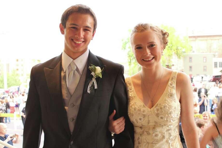 Were you Seen at the Saratoga Springs Junior/Senior Prom at the City Center in Saratoga Springs on Saturday, May 18, 2013? Photo: Jackson Wang