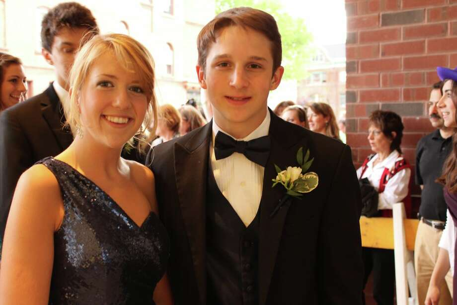 Were you Seen at the Saratoga Springs Junior/Senior Prom at the City Center in Saratoga Springs on Saturday, May 18, 2013? Photo: Jackson Wang