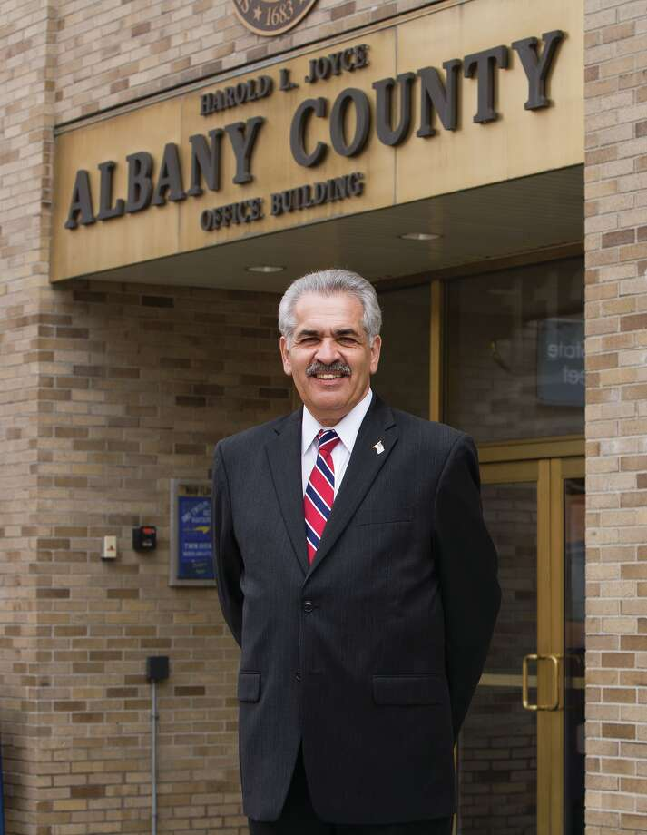Frank J. Commisso has served as an Albany County Legislator since 1983 representing the 12th Legislative District. The District consists of parts of western Albany, the SUNY Albany campus neighborhood, the northern tip of the Town of Bethlehem and a portion of the Town of Guilderland east of McKown Road. He also is Co-Chair of the Albany County Democratic Committee and the 15th Ward Leader for the City of Albany, representing the campus neighborhood and Pine Bush areas. Frank has been the Majority Leader of the Legislature since 1993. He also served on the Redistricting Commission, and the Special Committee for the Albany County Civic Center. Photo: Glenn Davenport / 2011 Glenn Davenport