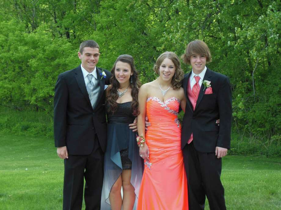 Were you Seen at the Middleburgh High School Junior/Senior Prom at the River Stone Manor in Glenville on Saturday, May 18, 2013? Photo: Sage Messia