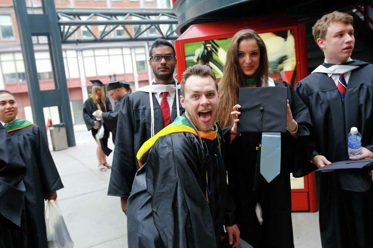 Were you Seen at the Siena College commencement ceremony at the Times Union Center in Albany on Sunday, May 19, 2013?