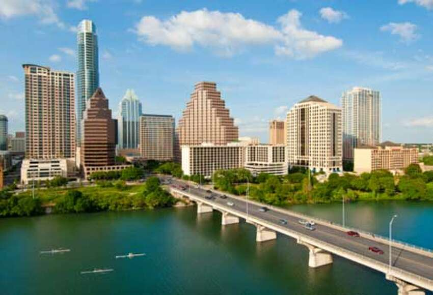 8. Austin, TX: Austin made the list due to strong schools and short commute times.