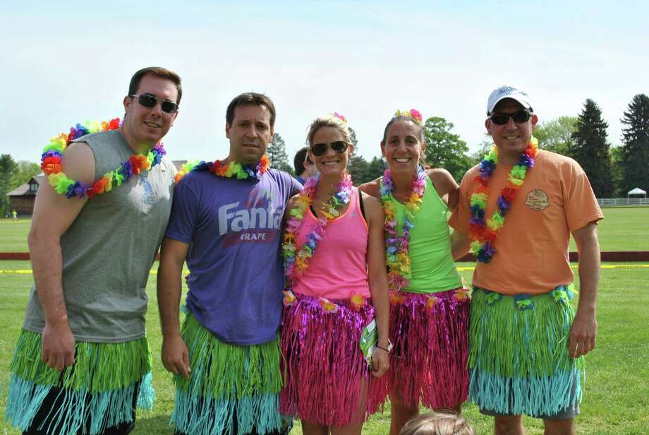 Help Beat Cancer in Greenwich Saturday with a fun, Hawaiian-themed 5k run with obstacles. The Pineapple 5K takes place at 9 a.m. at the Greenwich Polo Club. Find out more.  Photo: Lauren Stevens, Lauren Stevens/Hearst Media Group /  Copyright © Lauren A Stevens 2013
