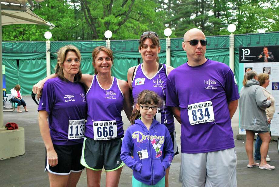 Were you Seen at SPAC's 4th annual Rock & Run sponsored by WEQX on Sunday, May 19th, 2013? Photo: Silvia Meder Lilly