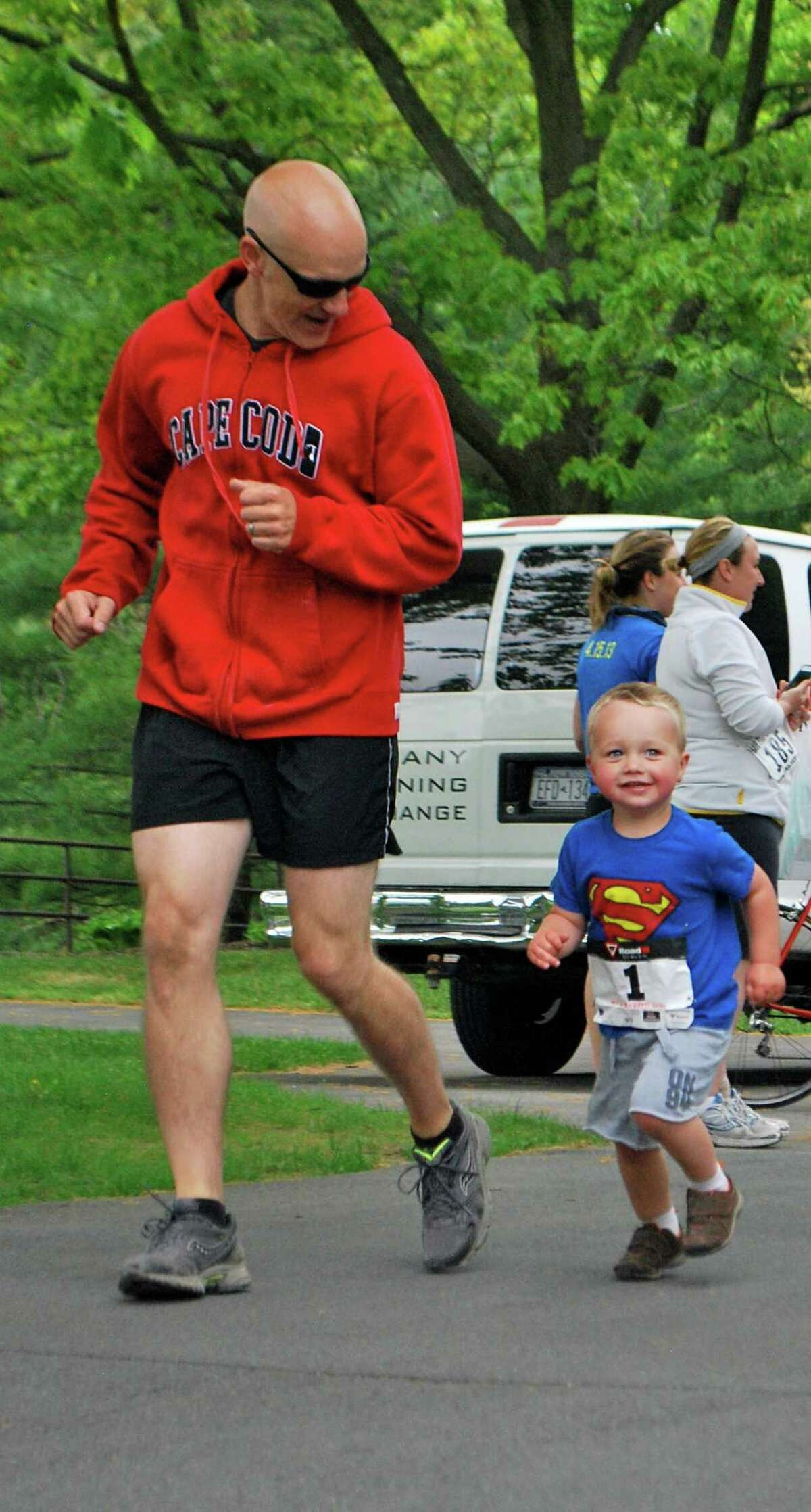Were you Seen at SPAC's 4th annual Rock & Run sponsored by WEQX on Sunday, May 19th, 2013?