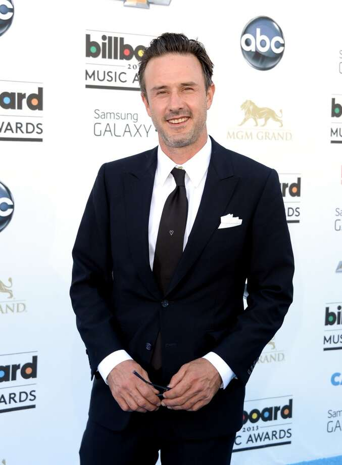 LAS VEGAS, NV - MAY 19:  Actor David Arquette arrives at the 2013 Billboard Music Awards at the MGM Grand Garden Arena on May 19, 2013 in Las Vegas, Nevada.  (Photo by Jason Merritt/Getty Images)