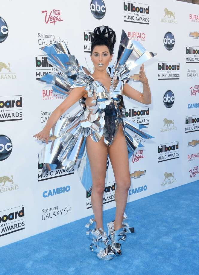 LAS VEGAS, NV - MAY 19:  Z LaLa arrives at the 2013 Billboard Music Awards at the MGM Grand Garden Arena on May 19, 2013 in Las Vegas, Nevada.  (Photo by Jason Merritt/Getty Images)