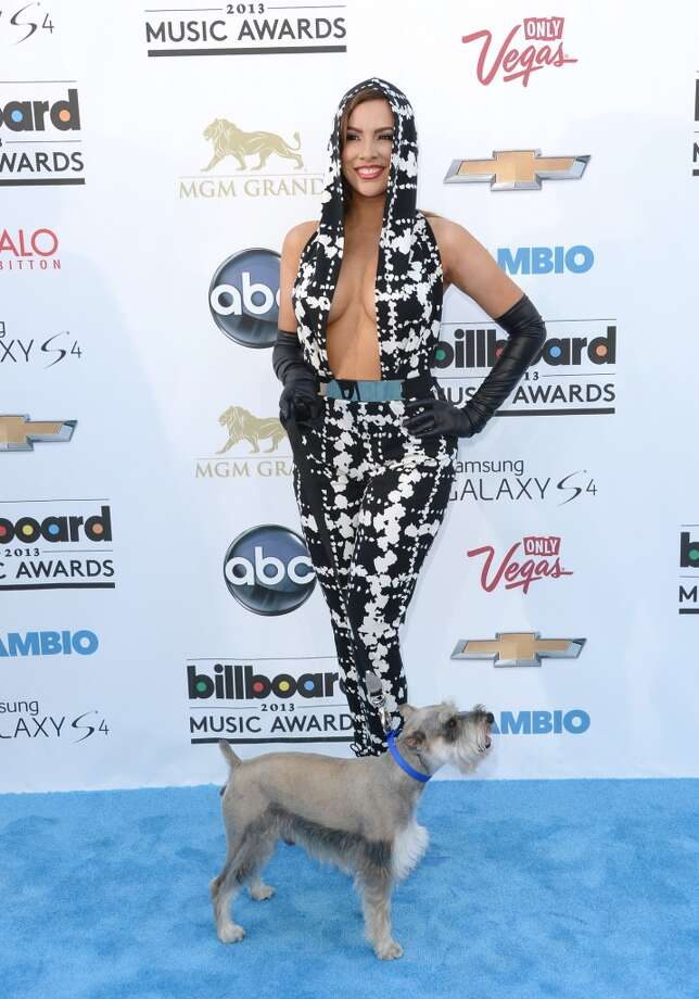 LAS VEGAS, NV - MAY 19:  Recording artist Nayer arrives at the 2013 Billboard Music Awards at the MGM Grand Garden Arena on May 19, 2013 in Las Vegas, Nevada.  (Photo by Jason Merritt/Getty Images)
