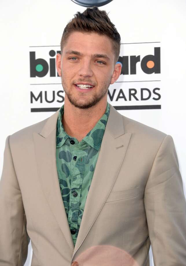 LAS VEGAS, NV - MAY 19:  NBA player Chandler Parsons arrives at the 2013 Billboard Music Awards at the MGM Grand Garden Arena on May 19, 2013 in Las Vegas, Nevada.  (Photo by Jason Merritt/Getty Images)