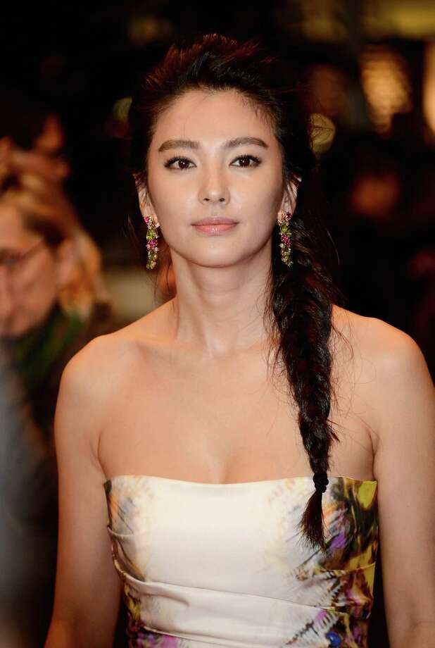 Zhang Yuqi attends the 'Blind Detective' Premiere during the 66th Annual Cannes Film Festival at the Palais des Festivals on May 19, 2013 in Cannes, France. Photo: Ian Gavan, Getty Images / 2013 Getty Images