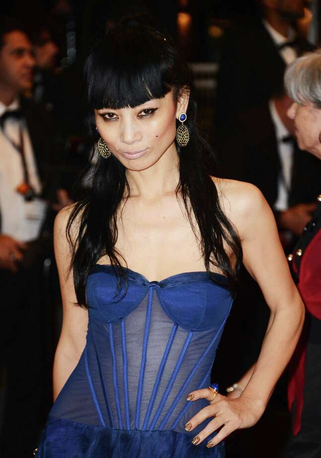 Actress Bai Ling attends the 'Borgman' Premiere during the 66th Annual Cannes Film Festival at the Palais des Festivals on May 19, 2013 in Cannes, France. Photo: Ian Gavan, Getty Images / 2013 Getty Images