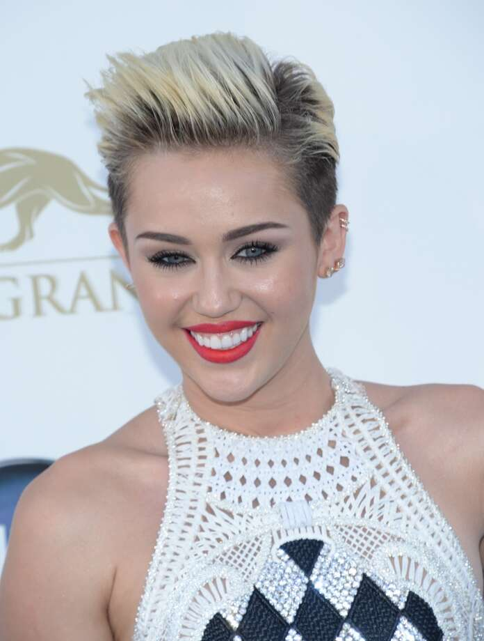 Miley CyrusClaim to fame: Hannah MontanaSuccess story: She was Maxim's 2013 pick for Most Beautiful Woman in the World and was one of Barbara Walters' Most Fascinating People of the year.