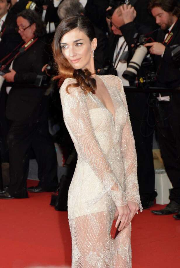 Paz Vega attends the Opening Ceremony and Premiere of 'The Great Gatsby' at The 66th Annual Cannes Film Festival at Palais des Festivals on May 15, 2013 in Cannes, France.  (Photo by Foc Kan/FilmMagic) Photo: Foc Kan, Getty Images / 2013 Foc Kan