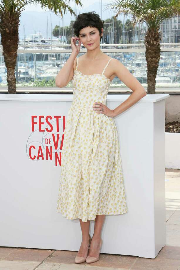 Audrey Tautou attends photocall on May 14, 2013 at the Palais des Festivals in Cannes, France.  (Photo by Tony Barson/WireImage) Photo: Tony Barson, Getty Images / 2013 Tony Barson