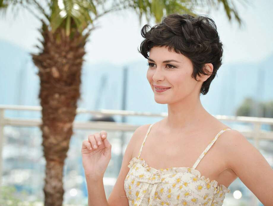 Audrey Tautou poses at a photo call during The 66th Annual Cannes Film Festival at at Palais des Festivals on May 14, 2013 in Cannes, France.  (Photo by George Pimentel/FilmMagic) Photo: George Pimentel, Getty Images / 2013 George Pimentel