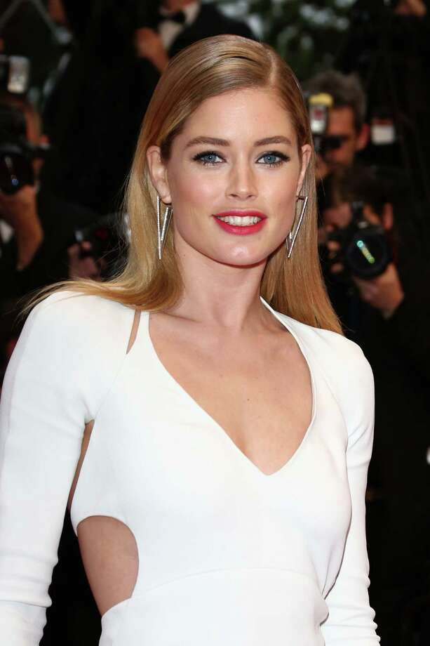 Doutzen Kroes attends the 'Jimmy P. (Psychotherapy Of A Plains Indian)' Premiere during the 66th Annual Cannes Film Festival at the Palais des Festivals on May 18, 2013 in Cannes, France. Photo: Andreas Rentz, Getty Images / 2013 Getty Images