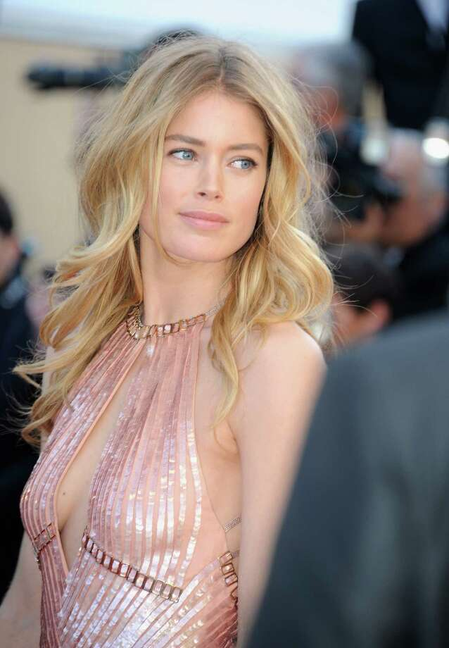 Model Doutzen Kroes attends the Premiere of 'Le Passe' (The Past) during The 66th Annual Cannes Film Festival at Palais des Festivals on May 17, 2013 in Cannes, France. Photo: Traverso/L'Oreal, Getty Images / 2013 Traverso/L'Oreal