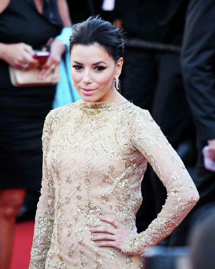 Actress Eva Longoria attends the Premiere of 'Le Passe' (The Past) during The 66th Annual Cannes Film Festival at Palais des Festivals on May 17, 2013 in Cannes, France. Photo: Traverso/L'Oreal, Getty Images / 2013 Traverso/L'Oreal