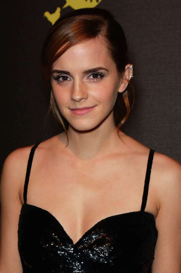 Actress Emma Watson attends The Bling Ring Party hosted by Louis Vuitton during the 66th Annual Cannes Film Festival at Club d'Albane/JW Marriott on May 16, 2013 in Cannes, France.  (Photo by Dominique Charriau/WireImage) Photo: Dominique Charriau, Getty Images / 2013 Dominique Charriau