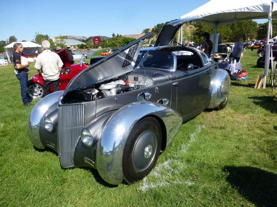 1936 Moal Aerosport. Owner: Eriz Zausner, Oakland, Calif.