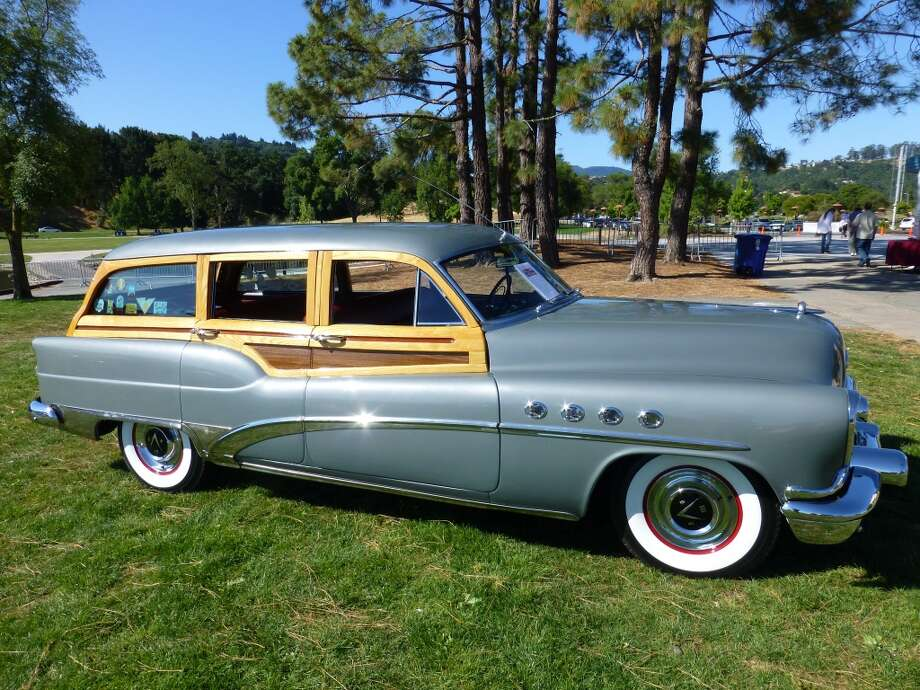 1953 Buick Roadmaster Estate, one of 679 made. Owner: Jay Remick, San Jose, Calif. (All photos by Michael Taylor)