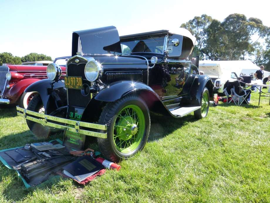 1931 Ford roadster. Owner: Terry Wagner, Fair Oaks, Calif.