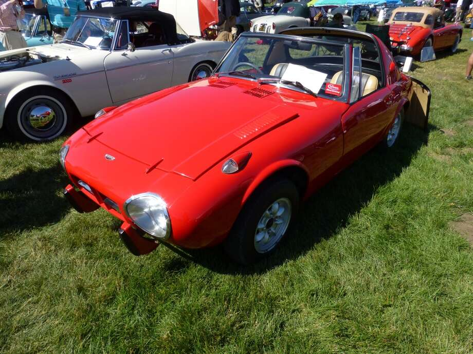 1967 Toyota Sports 800. Owner: Akram Fahmi, Sonoma, Calif.