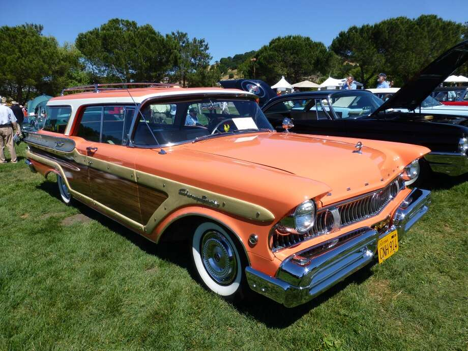 1957 Mercury Colony Park station wagon. Owner: Barry Power, Santa Rosa, Calif.