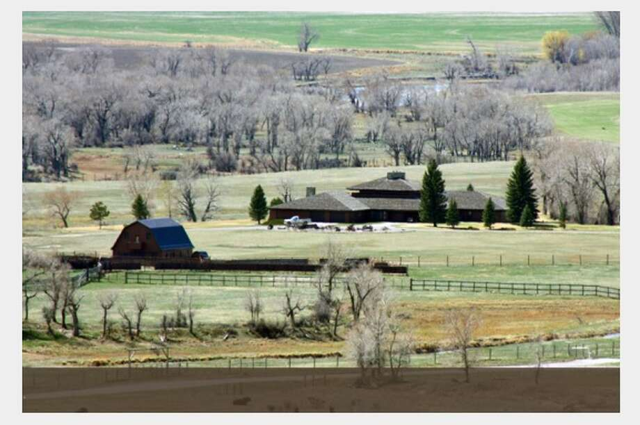 Big O Ranch, Montana, listed at $132 million, sold undisclosed.
