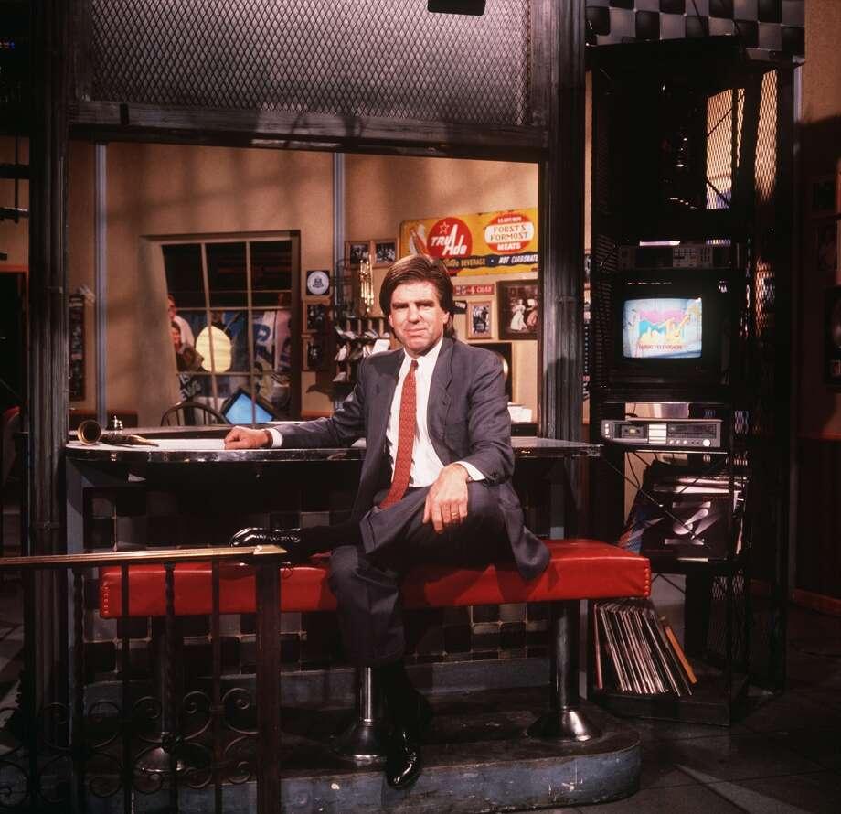 Tom Freston, the Head of MTV, circa 1981.