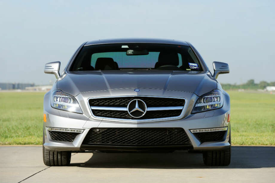 Mercedes-Benz CLS63 HPE700 is a modified C-class Benz with a bit more power under the hood. Photo: Hennessey Performance