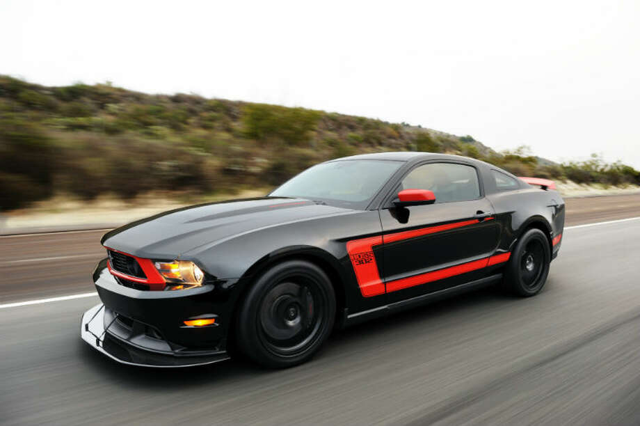 Ford Mustang Boss 302 HPE700 will outrace even the fastest Mustangs. Photo: Hennessey Performance