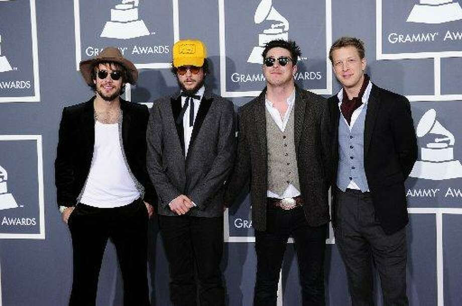 Mumford & Sons rip off bands. Photo: Getty
