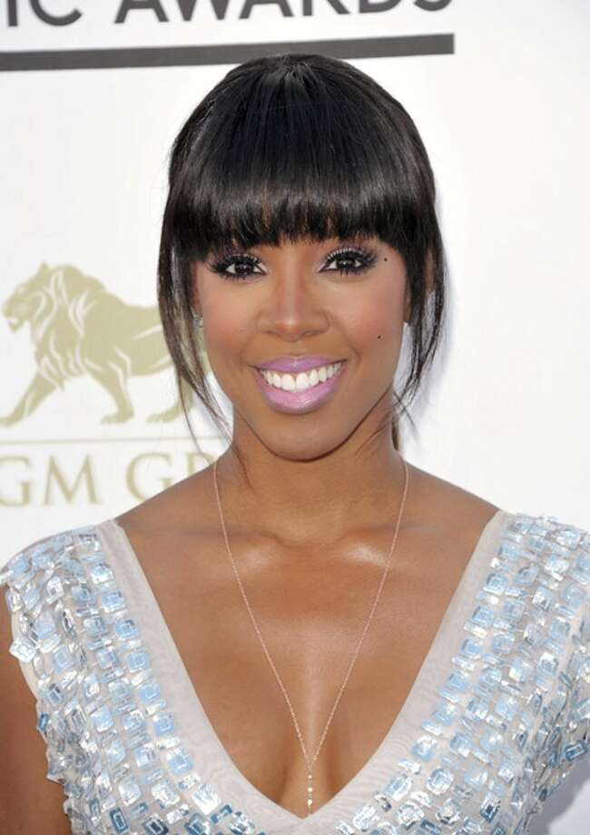 Kelly Rowland arrives at the Billboard Music Awards at the MGM Grand Garden Arena on Sunday, May 19, 2013 in Las Vegas. Photo: John Shearer