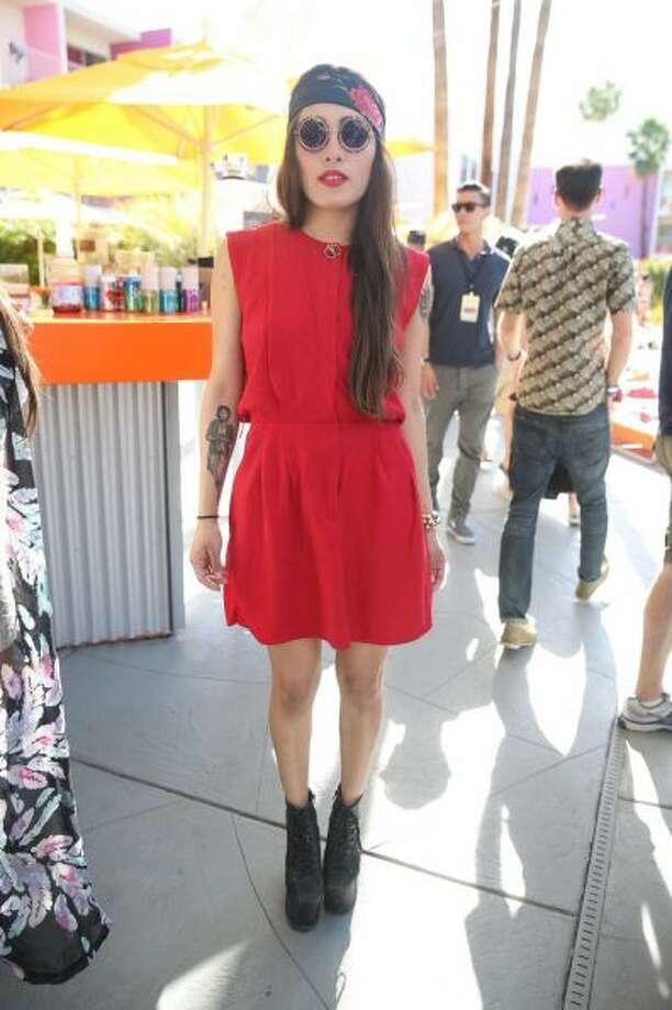 Lady GaGa wannabes.