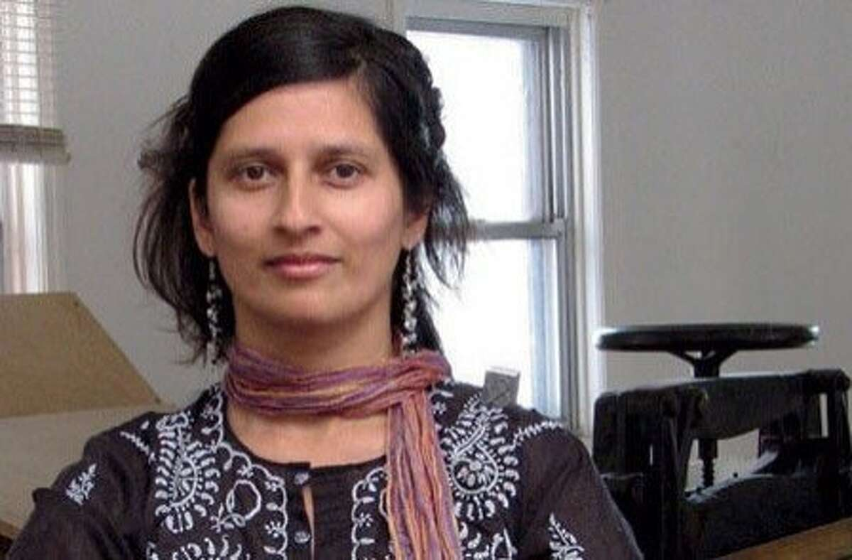 Bhanu Kapil is among the poets participating in the East Bay Poetry Summit.
